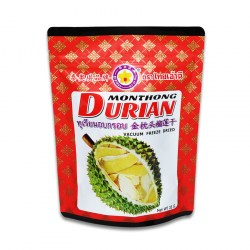Freeze Dried Durian 35gm Front